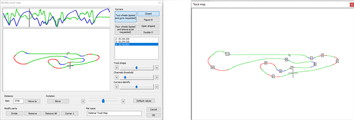Next Webinar: Creating a New Track Map in Race Studio 2 Analysis